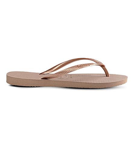 HAVAIANAS Slim flip-flops