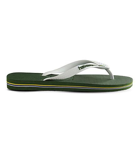 HAVAIANAS Brazil flip-flops (Amaznia