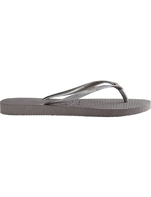 HAVAIANAS Slim embellished flip flops