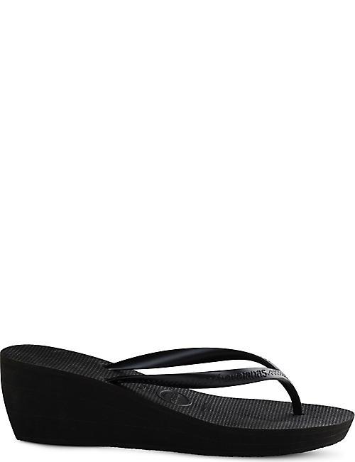 a4876d478ff423 HAVAIANAS - High Fashion wedge flip-flops