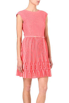 TED BAKER Terna pleated dress