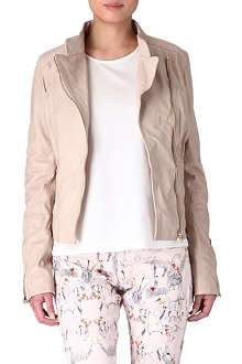 TED BAKER Hanni leather jacket