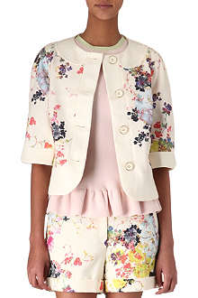 TED BAKER Summer bloom jacket