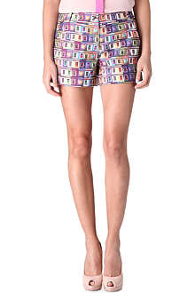 TED BAKER Prims rainbow shorts