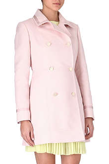 TED BAKER Kaylaa double-breasted coat