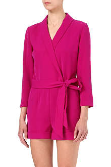 TED BAKER Hakke wrap playsuit