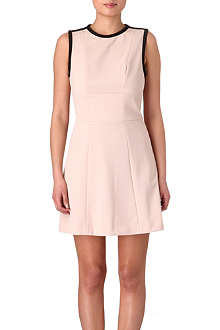 TED BAKER Contrast dress