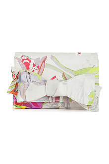 TED BAKER Sowa printed clutch