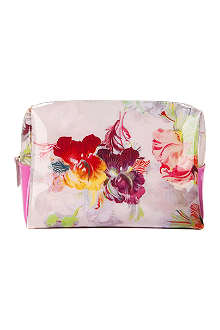 TED BAKER Lanthe large wash bag