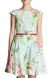TED BAKER Chadie floral dress