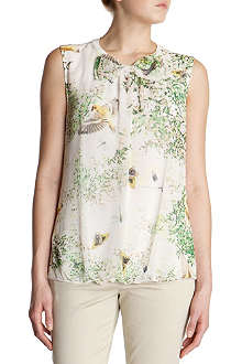 TED BAKER Ushell top