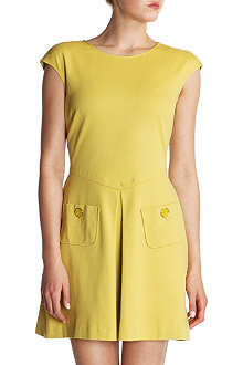 TED BAKER Harmia pocket jersey dress