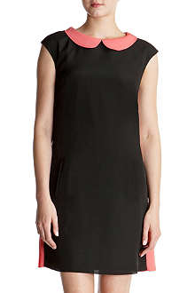 TED BAKER Judeo colour block dress