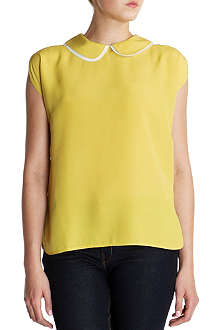 TED BAKER Indeea Peter Pan collar top