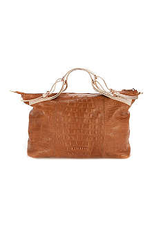 TED BAKER Calum embossed tote bag