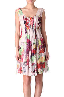 TED BAKER Amaran printed dress
