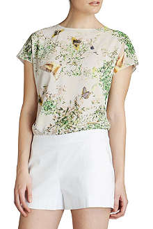 TED BAKER Jordann playsuit