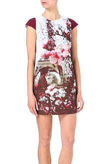 TED BAKER Nula city print dress