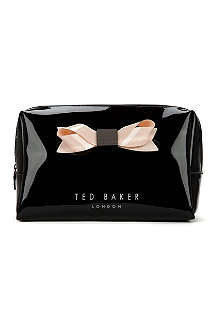 TED BAKER Leda large wash bag