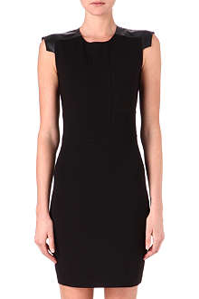 TED BAKER Eadha shoulder detail dress