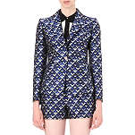 TED BAKER Calsta patterned blazer