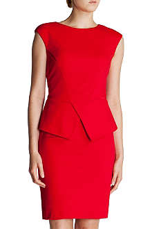 TED BAKER Evie peplum dress