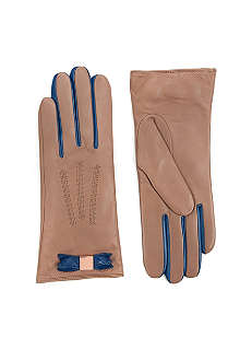TED BAKER Bowter leather gloves