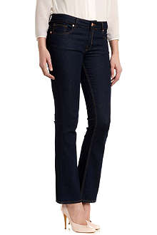 TED BAKER Bootcut stretch-denim jeans
