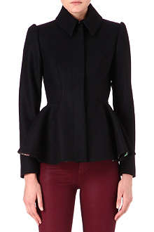 TED BAKER Sollel short peplum coat