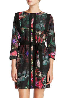 TED BAKER Nicolle tunic dress
