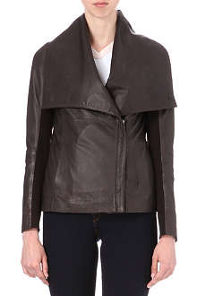TED BAKER Haszel leather jacket