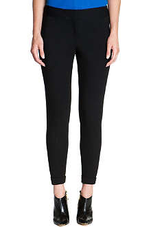 TED BAKER Saffire top stitch trousers