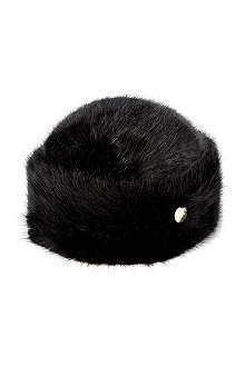 TED BAKER Faux-fur hat