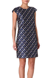TED BAKER Geometric dress
