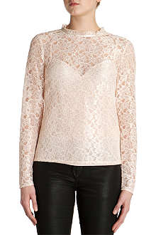 TED BAKER Lovlo lace top