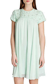 TED BAKER Morelle embellished dress