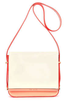 TED BAKER Meemies colour block metal bag