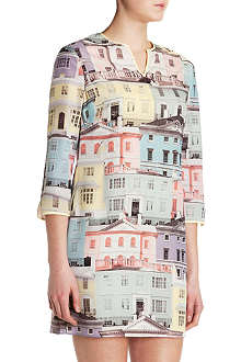 TED BAKER Edolie regency houses print tunic