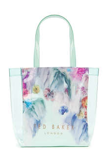 TED BAKER Sweecon sugar sweet floral small shopper bag