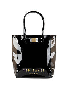 TED BAKER Tricon bow ikon large shopper bag