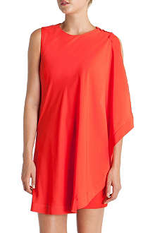 TED BAKER Bolty draped dress
