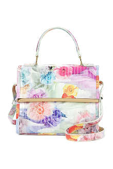 TED BAKER Davena floral printed cross body bag