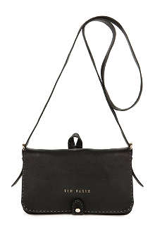 TED BAKER Markun stab stitch bag