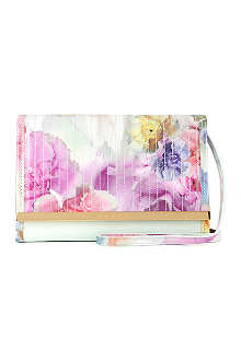 TED BAKER Remah floral printed mini ipad case