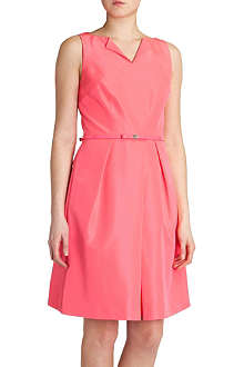 TED BAKER Halina high neck dress