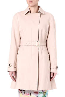 TED BAKER Meeliye panelled trench coat