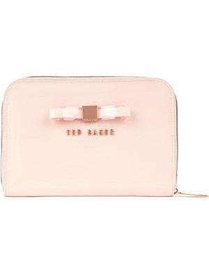 TED BAKER Menicon bow mini iPad case