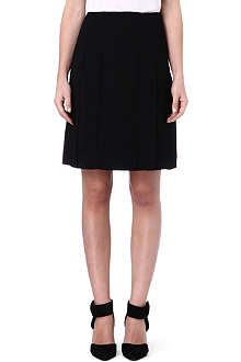 TED BAKER Rheia overlapping panel skirt