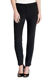 TED BAKER Eglant crepe suit trousers
