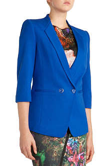TED BAKER Meeda double-breasted blazer